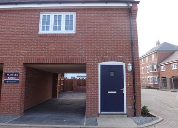 Thumbnail 2 bed flat to rent in Banbury Heath, Bedford