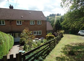Thumbnail 3 bed semi-detached house for sale in Cwmtaf, Merthyr Tydfil