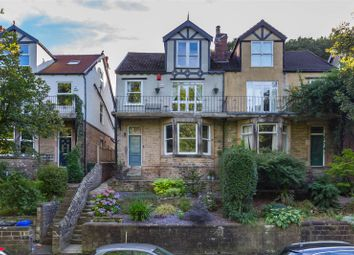 Thumbnail 5 bed semi-detached house for sale in Rustlings Road, Endcliffe Park, Sheffield