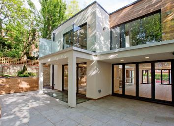 Thumbnail 5 bed detached house to rent in Netherhall Gardens, London