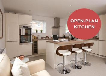 "Thumbnail 4 bed detached house for sale in ""Lincoln"" at Green Lane, Yarm"