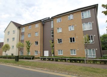 Thumbnail 2 bed flat for sale in 27 Bunkers Crescent, Milton Keynes