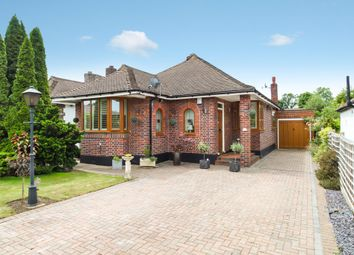 Thumbnail 3 bed detached bungalow for sale in Delta Road, Worcester Park