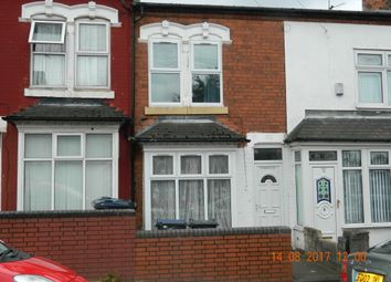 Thumbnail 3 bed terraced house to rent in Membury Road, Saltley, Birmingham