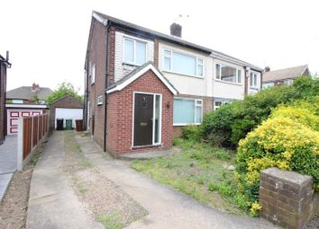 Thumbnail 3 bed semi-detached house for sale in Westway, Garforth, Leeds