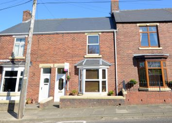 Thumbnail 2 bed terraced house for sale in Eden Terrace, Leasingthorne, Bishop Auckland