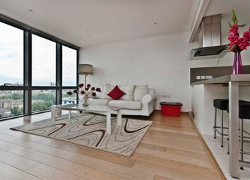 Thumbnail 1 bedroom flat for sale in West India Quay, 26 Hertsmere Road
