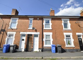 3 bed terraced house to rent in Hoult Street, Derby DE22