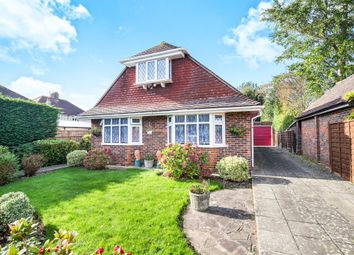 Thumbnail 2 bed detached bungalow for sale in Loxwood Avenue, Broadwater, Worthing