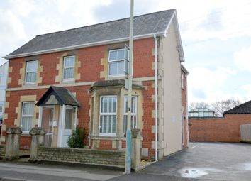 Thumbnail 1 bed end terrace house to rent in New Broughton Road, Melksham, Wiltshire