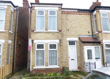 Thumbnail 2 bed terraced house for sale in Hardy Street, Hull