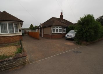 Thumbnail 2 bed bungalow to rent in Laburnum Grove, Luton, Bedfordshire