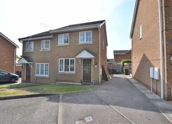 Thumbnail 2 bedroom semi-detached house for sale in Jackdaw Close, Stevenage, Herts