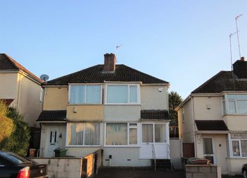 Thumbnail 2 bedroom semi-detached house to rent in Colebrook Road, St Budeaux, Plymouth