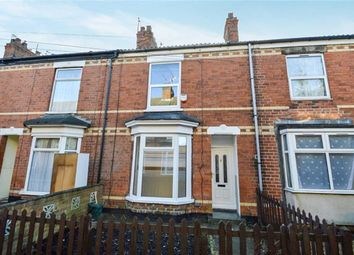 Thumbnail 3 bed terraced house for sale in Brougham Street, Albert Avenue, Hull