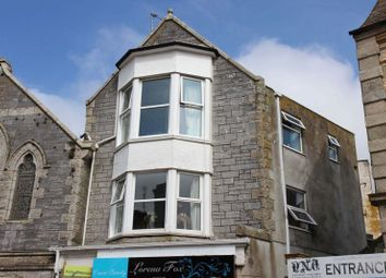 Thumbnail 1 bed flat to rent in Beachfield Avenue, Newquay