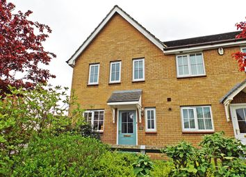 Thumbnail 3 bedroom semi-detached house for sale in Cleves Road, Haverhill