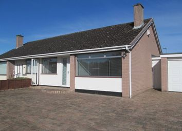 Thumbnail 2 bed bungalow to rent in Low Moorlands, Dalston, Carlisle, Cumbria