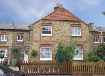 Thumbnail 3 bed property to rent in Railway Cottages, Sulgrave Road, London