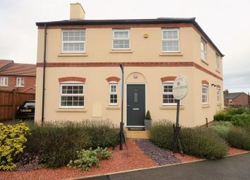Thumbnail 3 bed semi-detached house for sale in 20 Elbourne Drive, Stoke-On-Trent