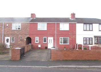 Thumbnail 3 bed terraced house for sale in Montague Avenue, Conisbrough, Doncaster