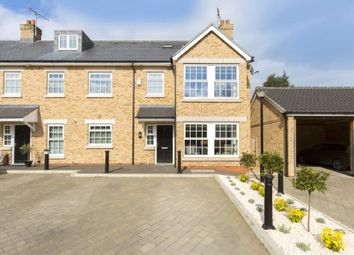 Thumbnail 3 bed end terrace house for sale in Usborne Mews, Writtle, Chelmsford, Essex
