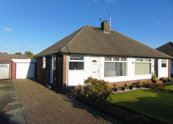 Thumbnail 2 bedroom semi-detached bungalow for sale in Chiltern Drive, Walshaw Park, Bury