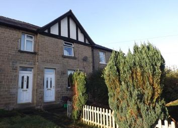Thumbnail 2 bed terraced house for sale in Farfield Road, Almondbury, Huddersfield, West Yorkshire