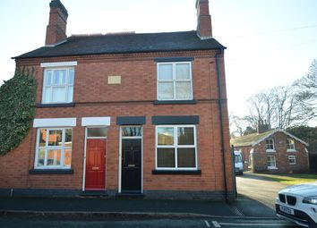 Thumbnail 2 bed semi-detached house for sale in Victoria Street, Cannock