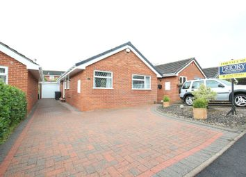 Thumbnail 3 bed detached bungalow for sale in Sawyer Drive, Biddulph, Stoke-On-Trent