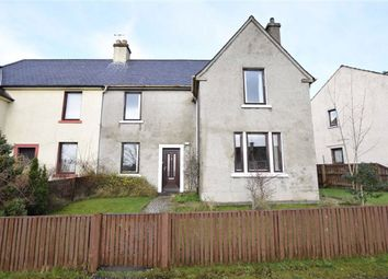 Thumbnail 3 bed semi-detached house for sale in Davidson Drive, Dingwall, Ross-Shire