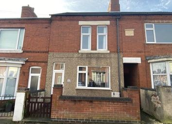 3 bed terraced house for sale in Crescent Road, Hugglescote, Coalville, Leicestershire LE67