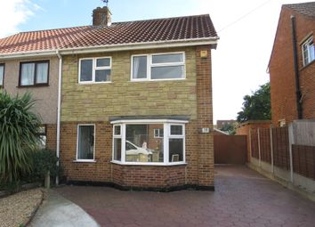 Thumbnail 3 bed semi-detached house for sale in Roberts Road, Laindon, Basildon