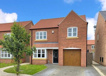 Thumbnail 4 bed detached house for sale in Bowland Way, Kingswood, Hull, East Yorkshire