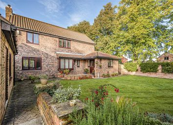 Thumbnail 4 bed detached house for sale in Toll Bar Close, Hambleton, Selby