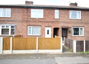 Thumbnail 3 bed terraced house for sale in Manor Avenue, Stapleford, Nottingham