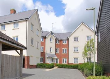Thumbnail 3 bed flat for sale in Hyde Park, Lords Way, Andover