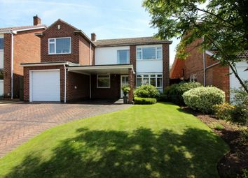 Thumbnail 4 bed detached house for sale in Woodcote Avenue, Kenilworth