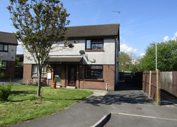 Thumbnail 2 bed semi-detached house for sale in Clos Derwen, Llansamlet, Swansea.