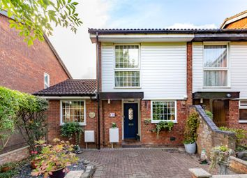 Thumbnail 3 bed end terrace house for sale in Howard Drive, Letchworth Garden City