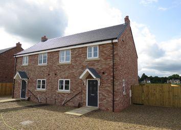 Thumbnail 3 bedroom semi-detached house for sale in Sutton Road, Walpole Cross Keys, King's Lynn