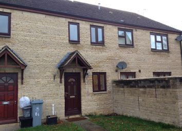 Thumbnail 2 bed terraced house to rent in Witney, Cogges