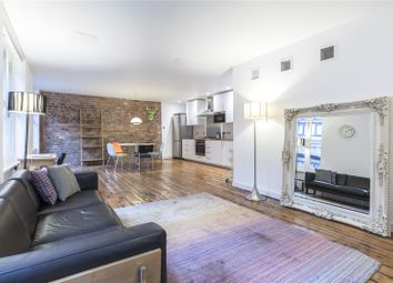Thumbnail 1 bed flat to rent in Christina Street, London