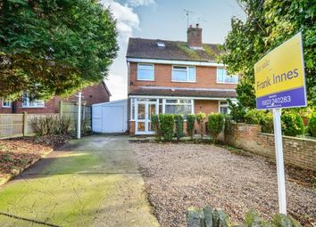 Thumbnail 3 bed semi-detached house for sale in Black Scotch Lane, Mansfield, Nottinghamshire