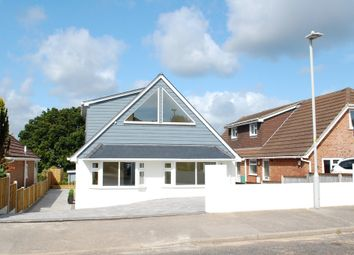 Thumbnail 4 bed detached bungalow for sale in Foxholes Road, Poole