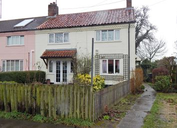 Thumbnail 3 bed semi-detached house for sale in 5 Chartres Piece, Willingham St Mary, Beccles, Suffolk