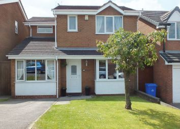 Thumbnail 3 bedroom detached house for sale in Riverdale Drive, Packmoor, Stoke-On-Trent