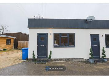 Thumbnail 1 bed end terrace house to rent in Finn's Business Park, Farnham