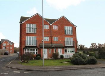 Thumbnail 2 bedroom flat for sale in Pendlebury Close, Walsall