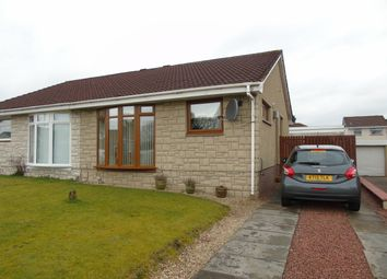 Thumbnail 2 bed semi-detached bungalow for sale in St Boswells Drive, Carnbroe, Coatbridge, North Lanarkshire